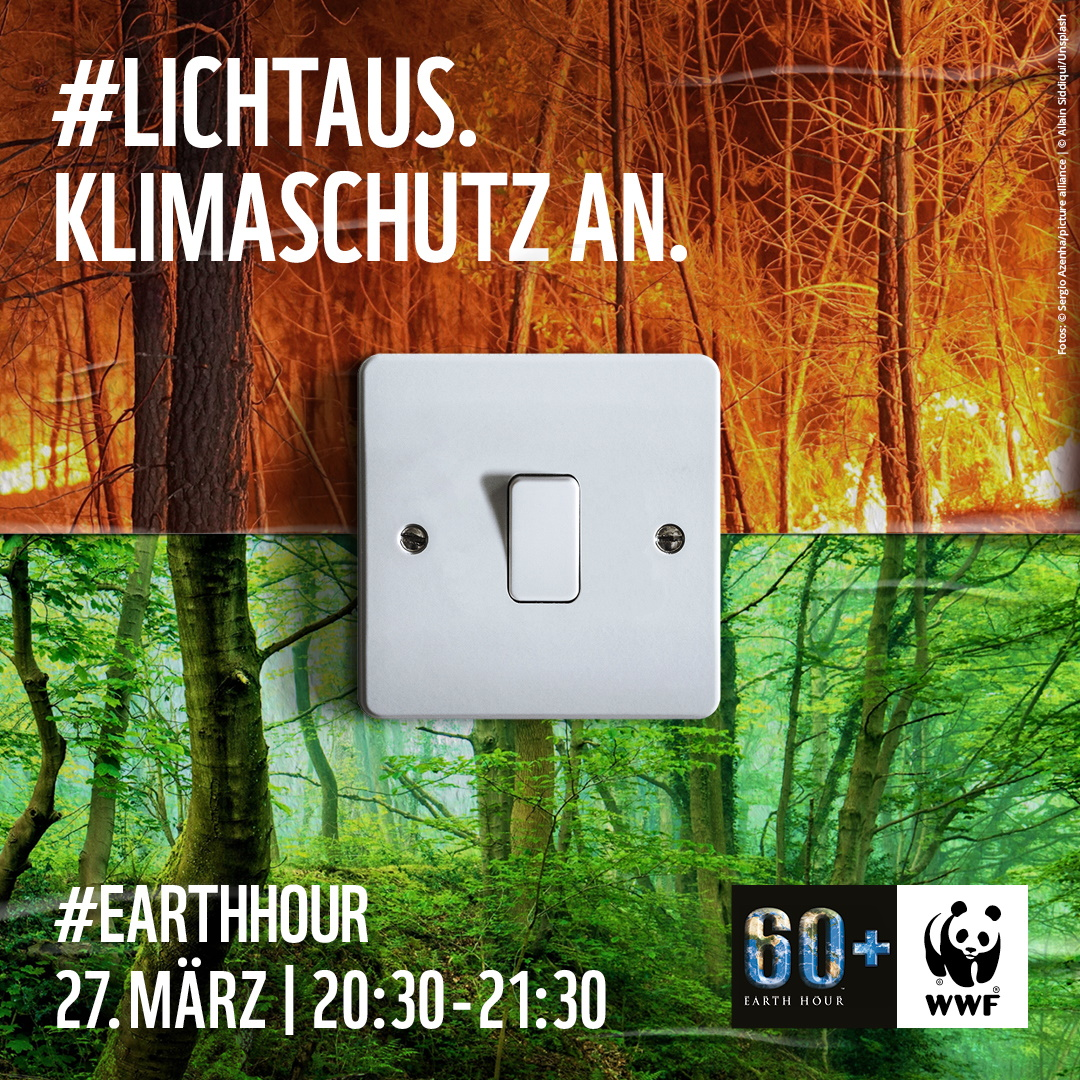 Cover Image of Earth Hour 2021